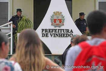 Prefeitura vai antecipar parcela do 13° a servidores públicos - Jornal de Vinhedo