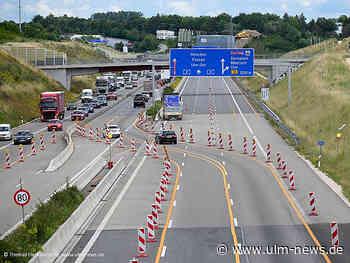 Seitenwechsel auf der Autobahn