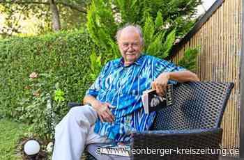 Ernst Konarek: Auch mit 75 denkt er noch nicht ans Aufhören - Leonberger Kreiszeitung