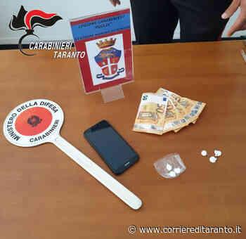 Ginosa Marina, spacciava cocaina in un ristorante: un arresto - Corriere di Taranto