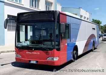 Taranto, a luglio novità per le linee degli autobus Amat - TarantoBuonaSera.it