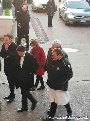 "Sindaco di Taranto: ""accordi segreti sulle teste dei tarantini li riteniamo irricevibili"" - TarantoBuonaSera.it"
