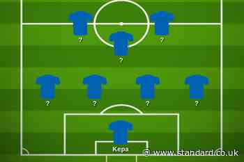 Chelsea XI vs West Ham: Confirmed team news, predicted lineup, latest injuries for Premier League clash