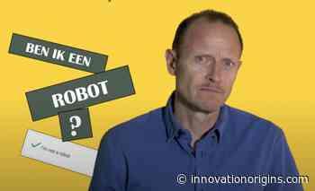 Ben je een robot? Technofilosoof Rens van der Vorst beantwoordt 100 technovragen - Innovation Origins NL