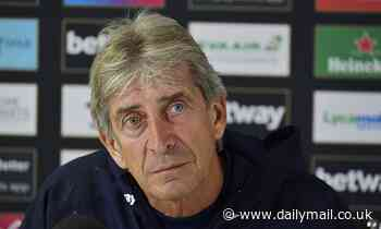 Former Manchester City and West Ham boss Manuel Pellegrini 'favourite to be new Real Betis manager'
