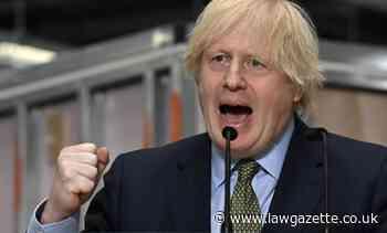 Johnson pledges £142m to improve 100 courts