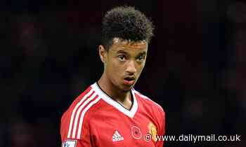 Cameron Borthwick-Jackson pens heartfelt message to Manchester United fans after exit