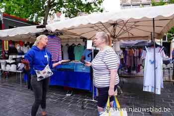 Opnieuw twee vaste marktdagen in plaats van zondagsmarkt - Het Nieuwsblad