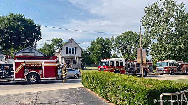 2 pets killed in Fort Wayne house fire