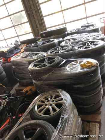 Dutzende Reifensätze aus Volkswagen Niederlassung gestohlen, Einbrecherbande festgenommen - Lokalkompass.de