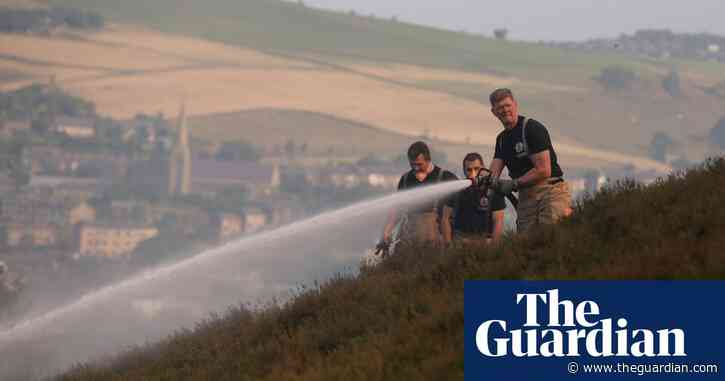 Likelihood of 40C temperatures in UK is 'rapidly accelerating'