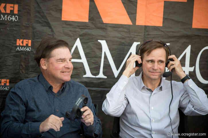 KFI's John & Ken: Remembering their early radio days as music DJs