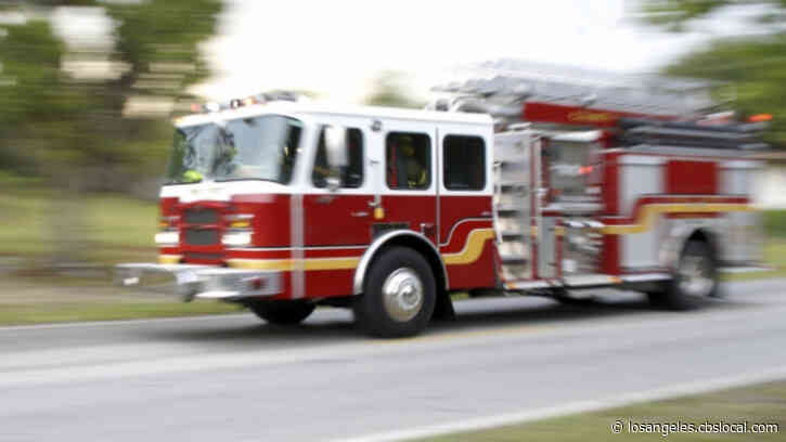 Hundreds Of Employees From LA Fire, Sheriff's Departments Are Quarantining