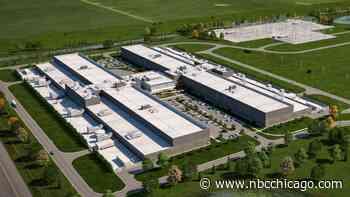 Facebook Announces Plans to Build $800M Data Center in DeKalb