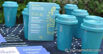 Un nouveau circuit de tasses réutilisables à Verdun - Journal Métro