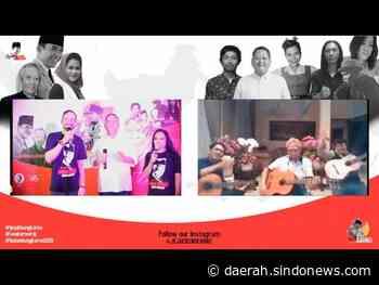 Kado Istimewa Guntur Seokarnoputra di Perayaan Bulan Bung Karno... - SINDOnews.com