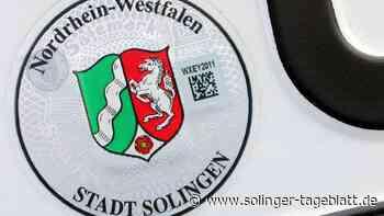 Im Herbst startet die digitale Kfz-Zulassung in Solingen