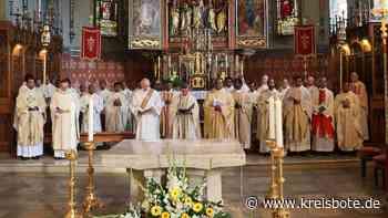 Pfarrer Biju Nirappel wird feierlich in Weitnau begrüßt - Sechs Pfarreien freuen sich - kreisbote.de