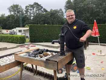 Eigen sanitaire blokjes voor campinggasten De Zeven Geitjes - Het Nieuwsblad