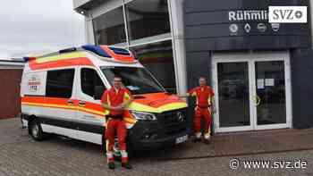 Hagenow: DRK hat wieder alle Krankenwagen unter einem Dach   svz.de - svz.de