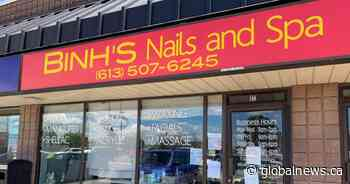 Kingston police investigating reports of Binh's, other salons operating before Stage 2