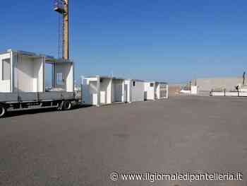 """Pantelleria, al via i lavori di installazione del """"Welcome Terminal"""" - Il Giornale Di Pantelleria"""