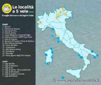 Dalla Val d'Aosta a Pantelleria, le Cinque Vele di Legambiente e TCI - Pantelleria Notizie - Punto a Capo Online