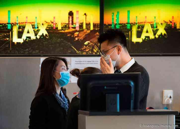California Added To New York's Coronavirus Quarantine List