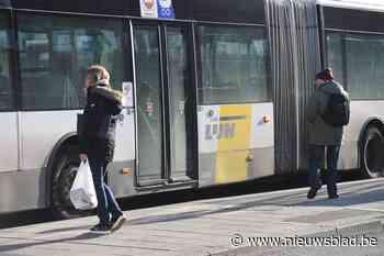 Bus zal ook domein Groep Gidts aandoen (Hooglede) - Het Nieuwsblad
