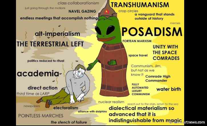 The Posadism Adventure: A History of the Bizarre Communist Movement that Embraced UFOs and NuclearWar