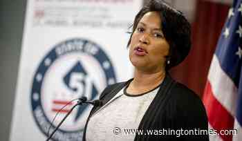 Muriel Bowser approves Nationals to train, play in D.C.
