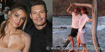 Here's What to Know About Ryan Seacrest's Ex-Girlfriend Shayna Taylor - GoodHousekeeping.com