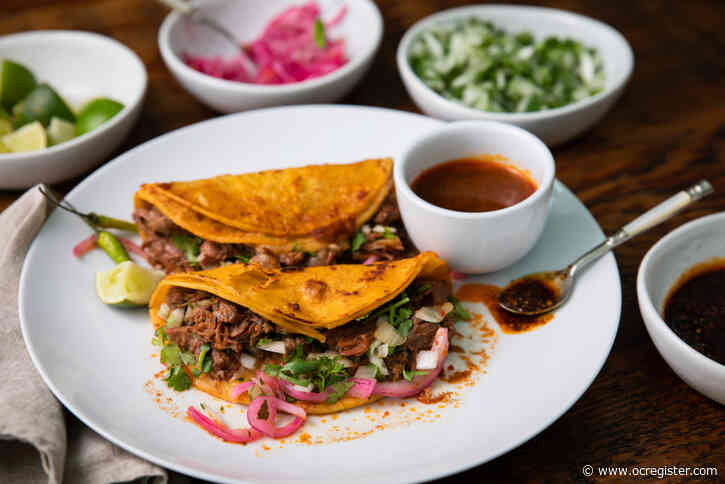 Taco Tuesday: How to make these red tacos at home