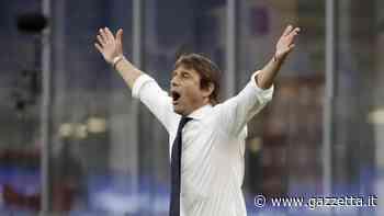"""Inter, Conte: """"Siamo assetati di punti, che reazione contro il Parma"""""""