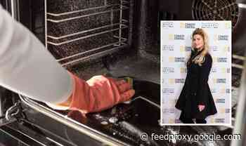 Mrs Hinch fan shares unusual 'magic' item that removed months of grime from her oven