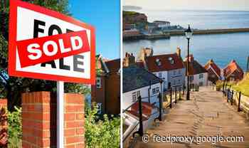 Most popular coastal towns mapped as Britons rush to buy homes by the sea