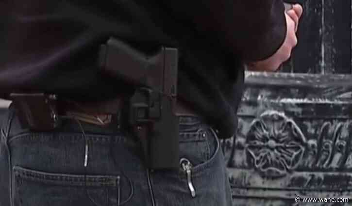 Free 5-year firearms, handgun licenses starting July 1