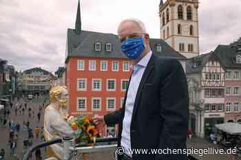 Tradition nachgeholt: Blumen für den Trierer Stadtpatron - WochenSpiegel