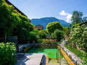 Erholung und Urlaub im eigenen Garten - VOL.AT - Vorarlberg Online