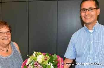 Blumen für Brigitte Sander - Bergsträßer Anzeiger - Bergsträßer Anzeiger