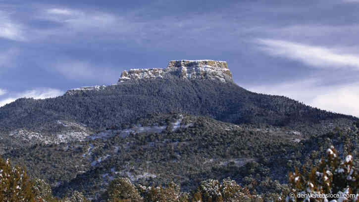 Fisher's Peak Is Colorado's Newest State Park, 2nd Largest