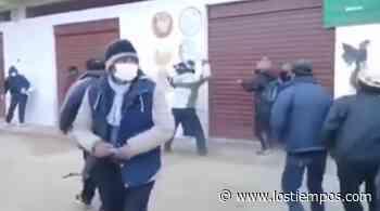 Analizan reunión de emergencia tras protestas de comerciantes en Punata - Los Tiempos