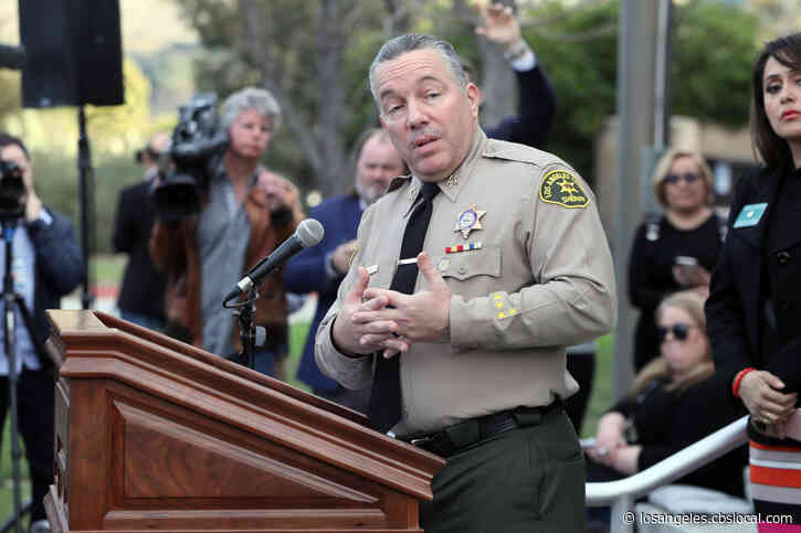 Sheriff Warns LA County Cuts Will Eliminate Sexual Assault Investigations Unit