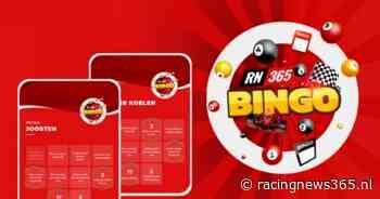 Speel de grootste Formule 1-bingo van Nederland - Racingnews365
