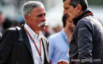 ''De Formule 1 heeft vijftien races nodig om het hoofd boven water te houden'' - GPblog.com Nederland