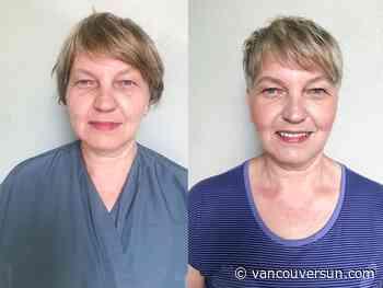 Makeover: Blending technique allows natural silver to shine