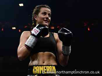 Northampton boxing star Cameron targeting dream Taylor fight in August - Northampton Chronicle and Echo