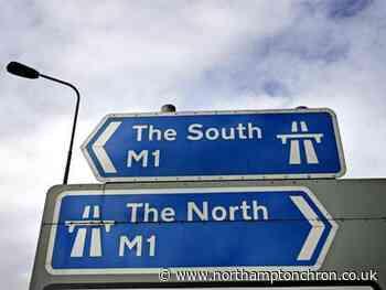 Serious crash shuts two lanes on M1 in Northamptonshire - Northampton Chronicle and Echo