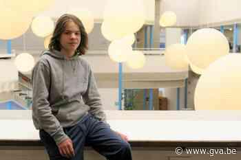 Junior-bioloog bekroond als junior-journalist (Schoten) - Gazet van Antwerpen