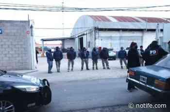 Trece empleados detenidos durante una protesta en Rosario - Noti Fe
